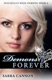 Cover Reveal: Demons Forever by Sarra Cannon