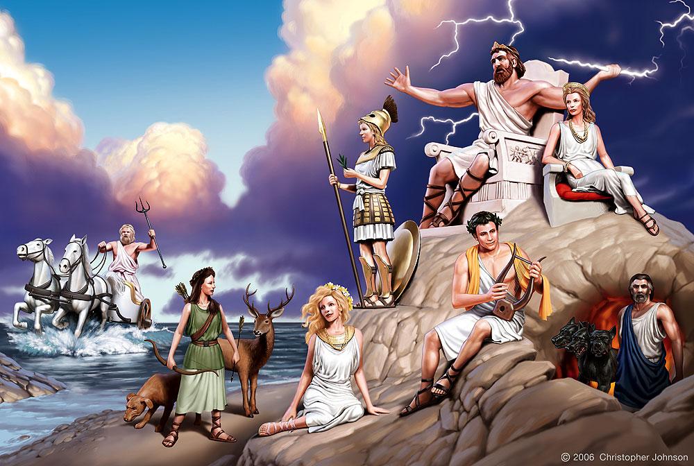 Greek Myths That Explain Human Nature