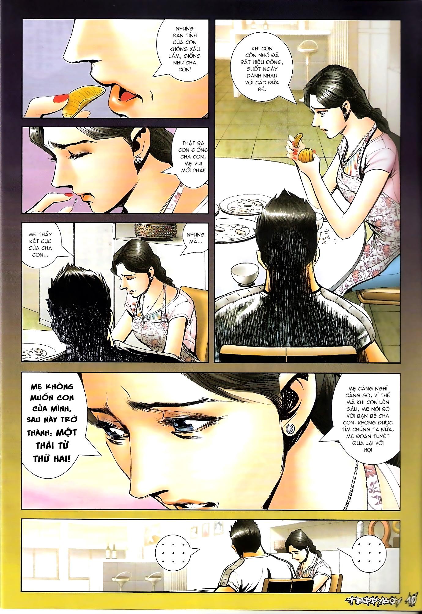 Người Trong Giang Hồ - Chapter 1302: Lịch sử lặp lại - Pic 9