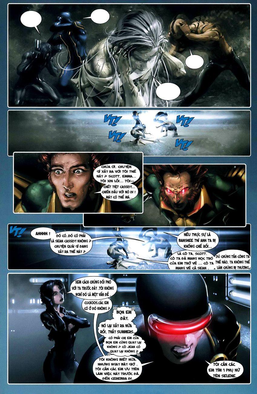 X-Men Necrosha chap 3 trang 13