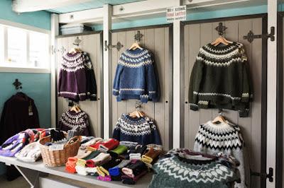 Jerseis tipicos Islandeses suelen ser una trampa para turistas si no son originales