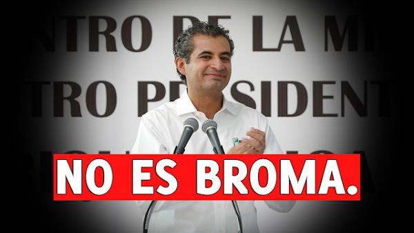 """Enrique Ochoa, líder nacional del PRI, dice que le """"indigna la corrupción"""" ( VIDEO)"""