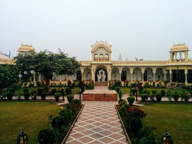 Luxury palace property Amar Mahal in Orchha, Madhya Pradesh