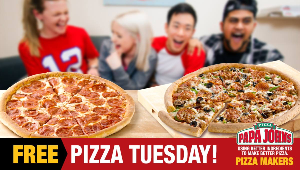 All Active Papa Johns Promo Codes & Coupons - Up To 40% off in December Papa Johns is known for its famous pizza and Superbowl commercials. The fourth largest pizza delivery restaurant in the U.S. operates over 4, locations around the globe.4/5(2).