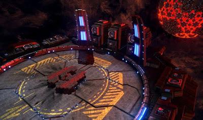 اختيارات في العبة الحرب في الفضاء Galaxy