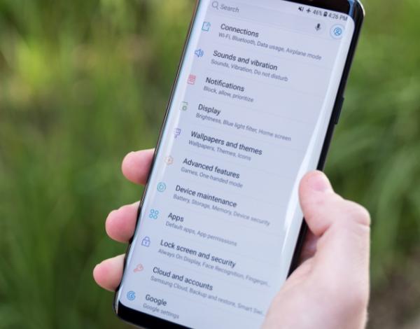 Cara Reset Pabrik Samsung Galax7y S9 dan S9 Plus,Ini Caranya