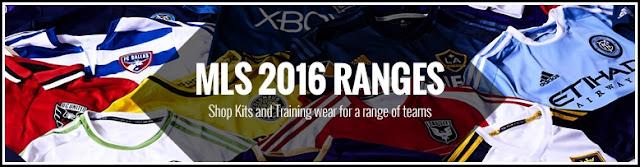 Kumpulan Jersey Terbaru Liga Amerika (MLS) Musim 2017