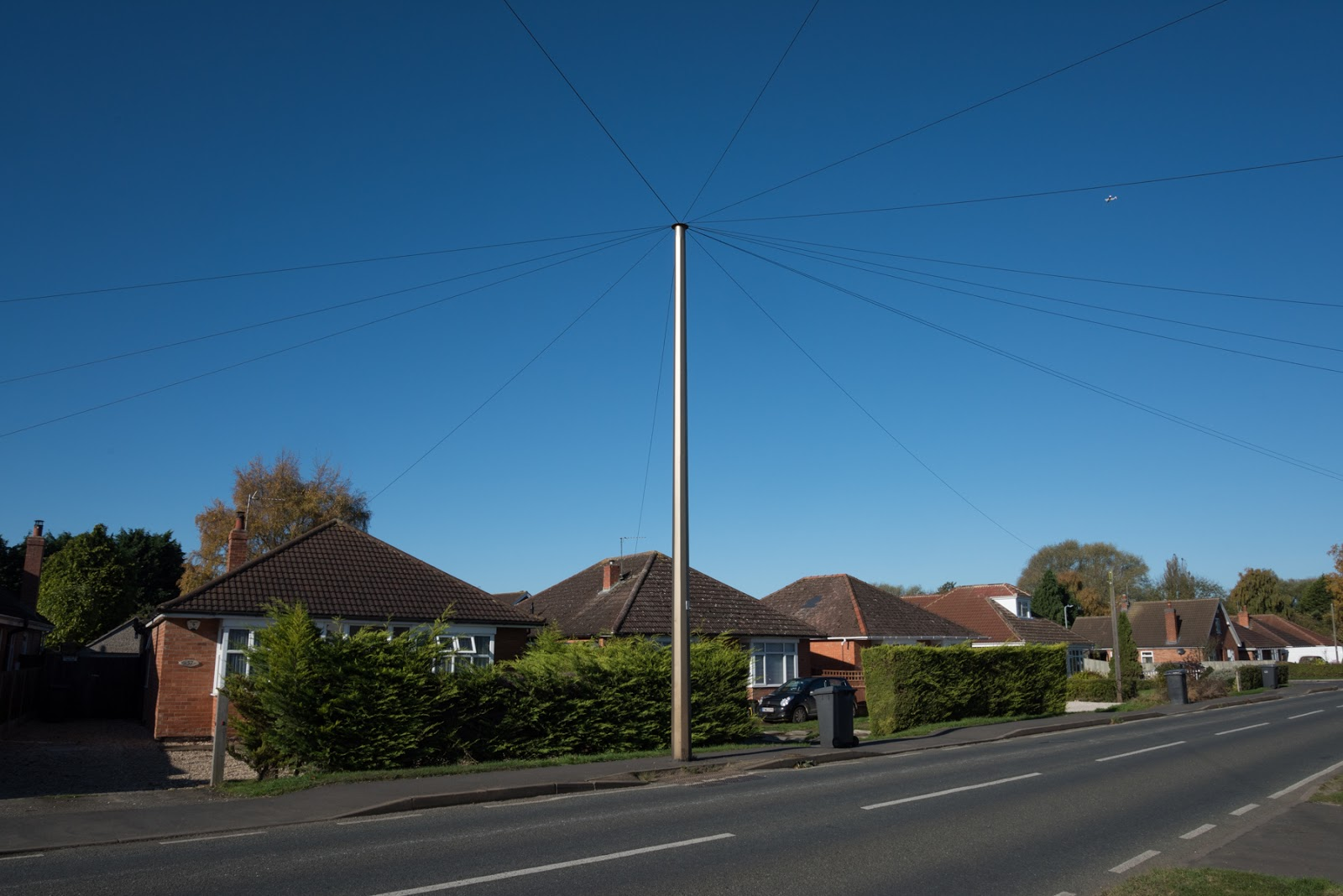Telegraph pole - Ruskington