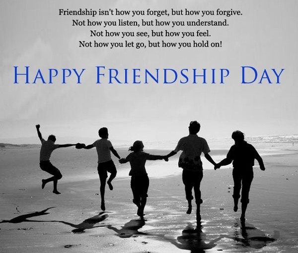 Happy Friendship Day 2017 Message