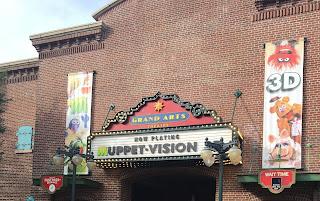 Muppet Vision 3D Grand Avenue