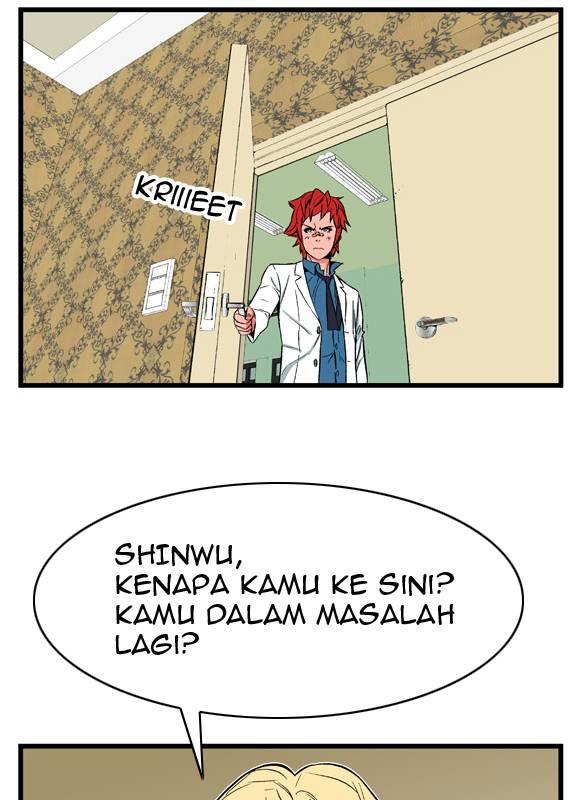 Webtoon Noblesse Bahasa Indonesia Chapter 05