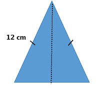 Segitiga soal UKK Matematika kelas 4