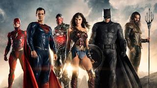 liga de la justicia: las nuevas imagenes del set revelan el salon de la justicia