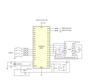 suka_suka gw contoh gambar rangkaianflowchart dan blok