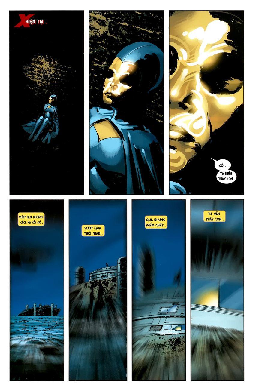 X-Men Necrosha chap 1 trang 42