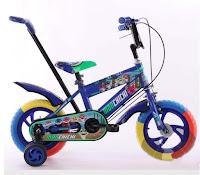 Sepeda Anak Monchichi MCC619-2 Kids Bike