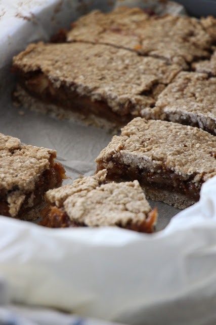 Vegan Skinny Fig Bars