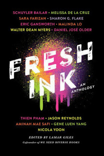 Fresh Ink anthology