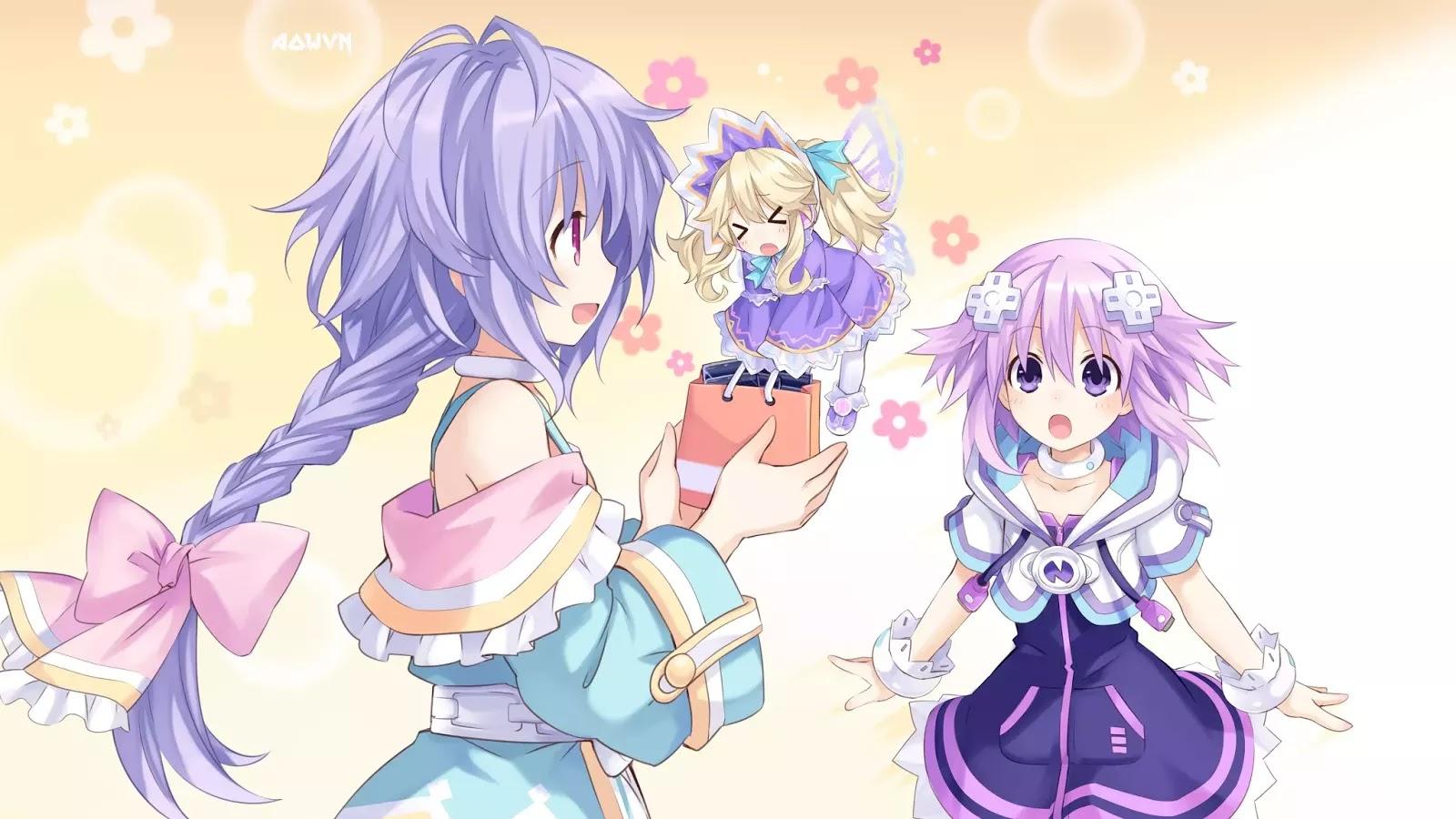 AowVN.org min%2B%252827%2529 - [ Hình Nền ] Game Hyperdimension Neptunia cực đẹp | Anime Wallpapers