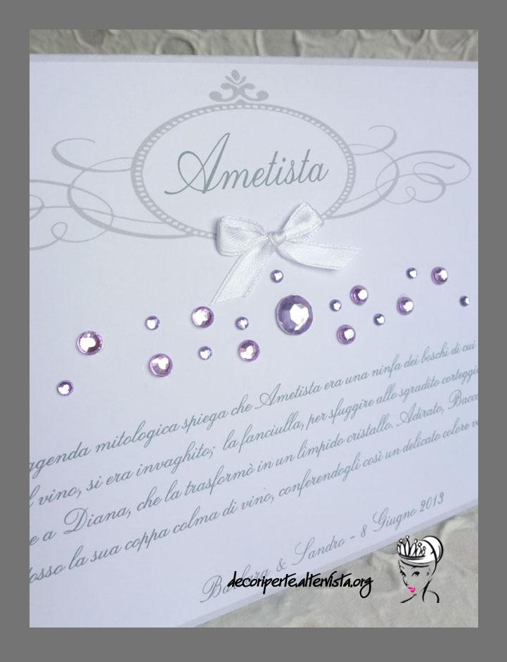 Ben noto DECORI PER TE - Decori per Matrimonio e altre Occasioni & Eventi  RC88