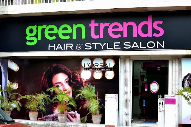 N Style Hair Salon Kernersville: Summer Glow Facial At Green Trends Hair & Style Salon