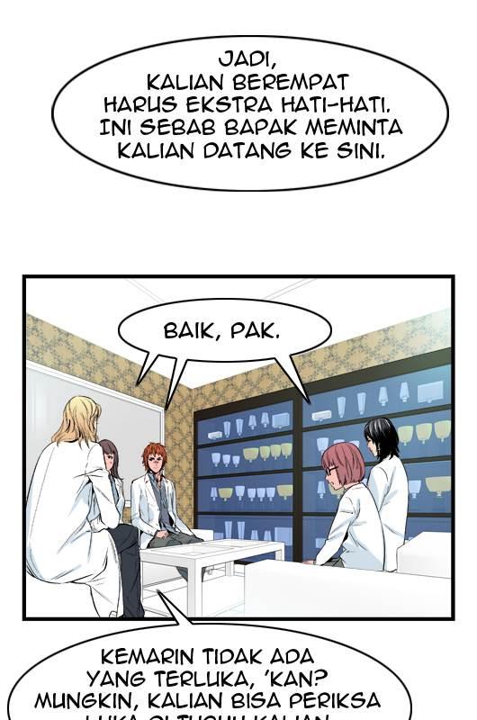 Webtoon Noblesse Bahasa Indonesia Chapter 19