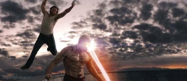 deadpool membunuh semua karakter marvel
