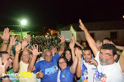 Belezinha reúne multidão no Bairro São José