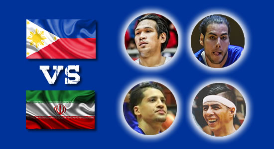 LIST: Gilas Pilipinas Final-12 versus Iran 5th Window 2019 FIBA Qualifiers Asia