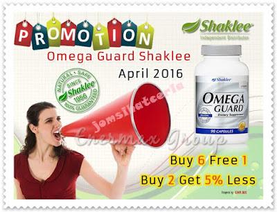 Omega Guard, Produk SHAKLEE, Info, Kongsi, Independent SHAKLEE Distributor, Pengedar Shaklee Kuantan, Promosi,