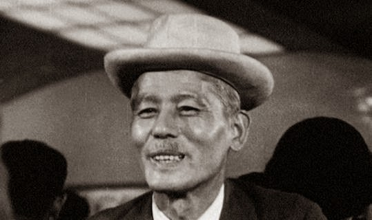 Shukichi en Cuentos de Tokio