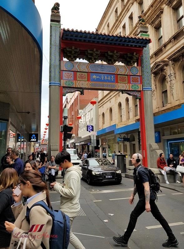 melbourne chinatown tourist attraction
