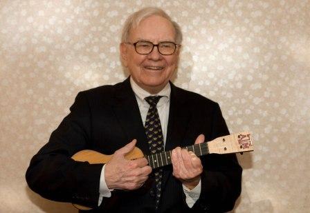 Después del trabajo Warren Buffett hace 5 cosas