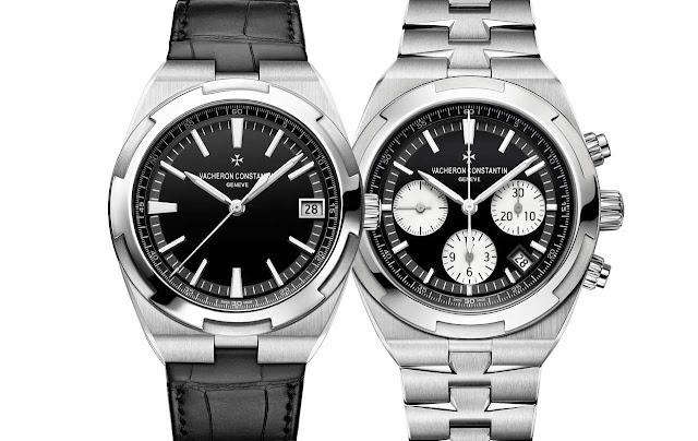 Vacheron Constantin Overseas Black Dials
