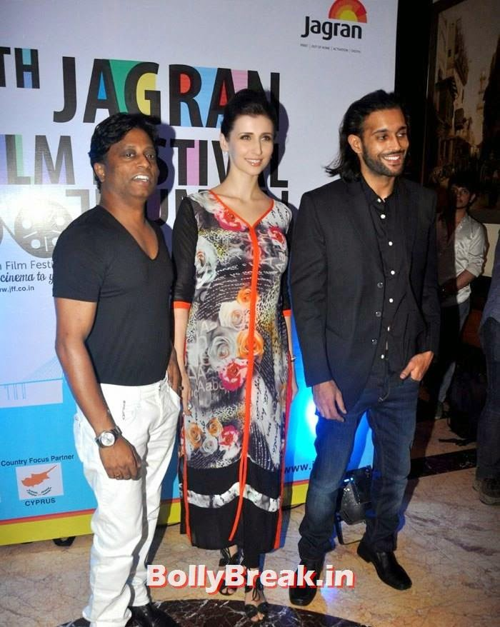 Akhil Kapoor, 5th Jagran Film Festival Red Carpet Pics