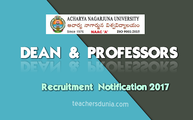 ANU-Professors-Dean-Recruitent-Notification-2017