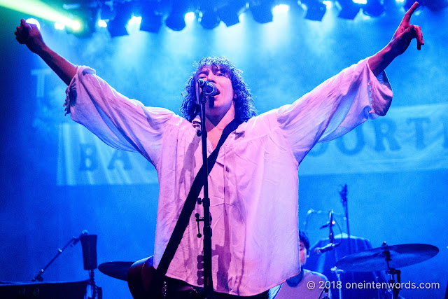 Barns Courtney at The Danforth Music Hall on October 27, 2018 Photo by John Ordean at One In Ten Words oneintenwords.com toronto indie alternative live music blog concert photography pictures photos