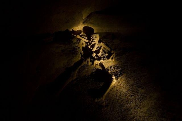 cueva de los sacrificios humanos: Actun Tunichil Muknal