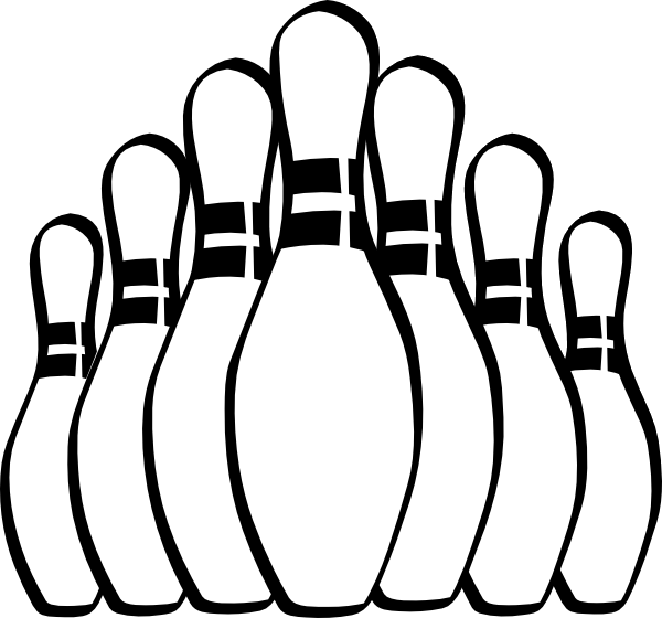 bowling pin coloring pages - photo#15