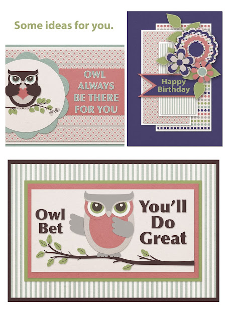 free card making kit from The Cherry On Top