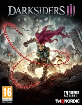 Darksiders 3 Jogos Torrent Download capa