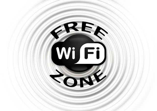 كيفيه الحصول علي شبكة واي فاي مجانا