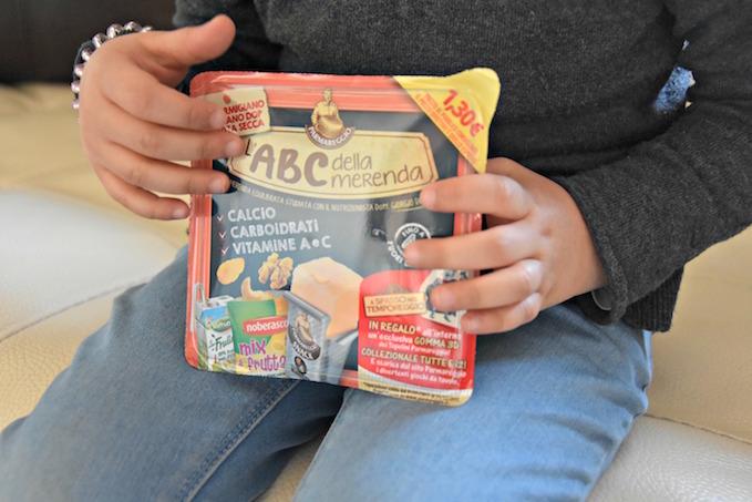 L'ABC della merenda lo snack equilibrato di Parmareggio