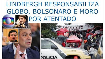 Resultado de imagem para atentado contra bolsonaro pt