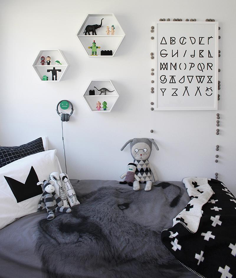 estanterias para dormitorio nios