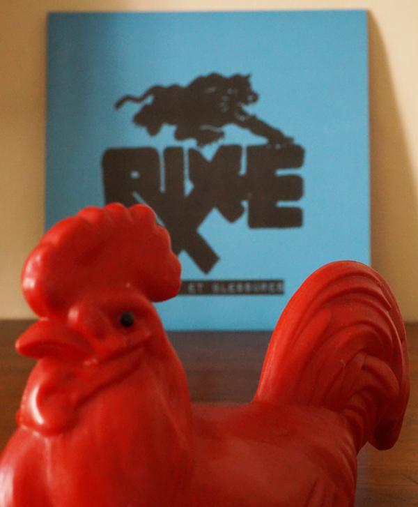 Rixe - Coups et Blessures - La Vida Es Un Mus - 2015    Rixe - Infatigables