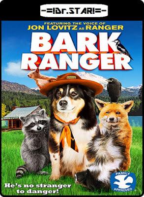 Bark Ranger 2015 Dual Audio WEBRip 480p 250Mb x264