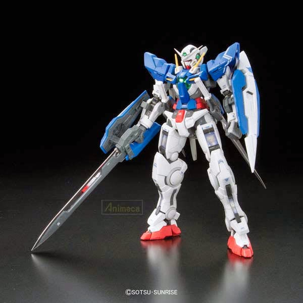MODEL KIT GUNDAM EXIA GN-001 REAL GRADE (RG) 1/144 MOBILE SUIT GUNDAM 00