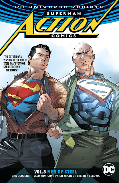 superman lex luthor action comics rebirth