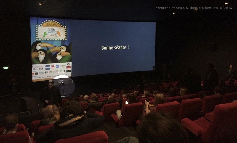 festival de filme brasileiro em Luxemburgo 2014